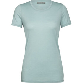 Icebreaker Tech Lite SS Low Crew Top Women, hydro
